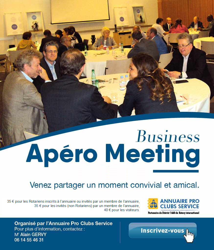 Business Apéro Meeting